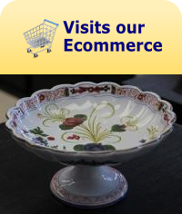 Online store of Italian Ceramics and Pottery of Faenza